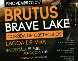 Banner Brutus Brave Lake