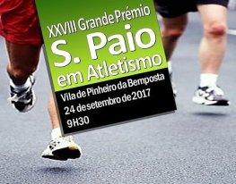 Banner Grande Prémio de Atletismo de S. Paio
