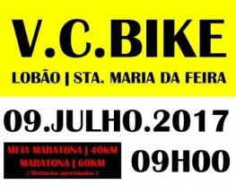 Banner Maratona VC Bike