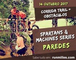 Banner Spartans & Machines Series - Paredes