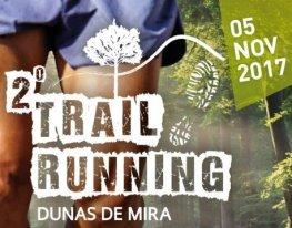 Banner Trail Running Dunas Mira