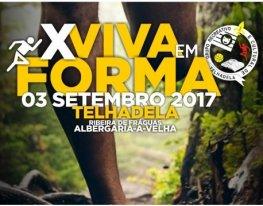 Banner X Viva em Forma