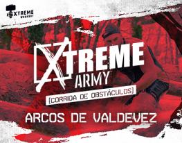 Banner Xtreme Army - Arcos de Valdevez