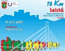 Banner 10 Km de Leiria