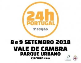 Banner 24h Portugal - 24 Horas a Correr 2018