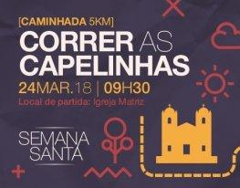 Banner Correr as Capelinhas