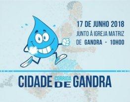 Banner Corrida Cidade de Gandra