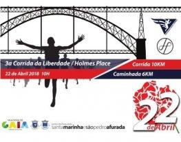 Banner Corrida da Liberdade
