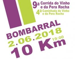 Banner Corrida do Vinho e da Pêra Rocha