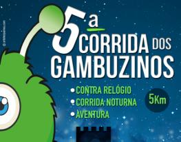 Banner Corrida dos Gambuzinos - Pombal