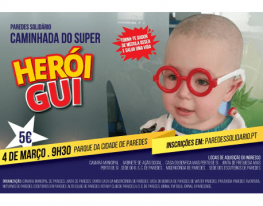 Banner Corrida Solidária 2018 – SUPER HERÓI GUI
