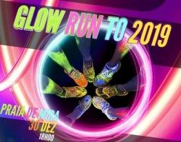Banner Glow Run to 2019