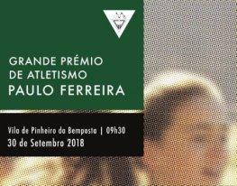Banner Grande Prémio de Atletismo Paulo Ferreira