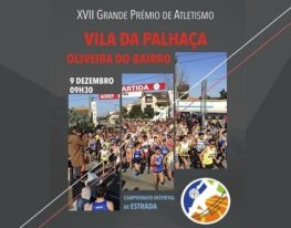 Banner GP de Atletismo Vila da Palhaça