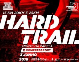 Banner Hard Trail Monte da Padela by Compressport