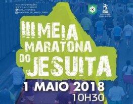 Banner 3ª Meia-Maratona dos Jesuitas