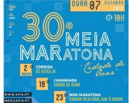 Banner Meia-Maratona de Ovar