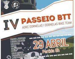 Banner Passeio BTT Dornelas Bike Team / ADRCDornelas