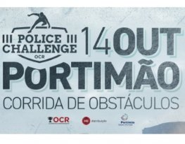 Banner Police Challenge - Portimão
