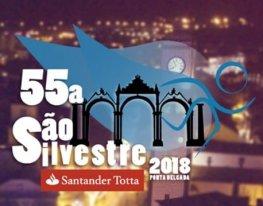 Banner São Silvestre de Ponta Delgada
