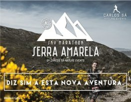 Banner Serra Amarela Sky Marathon