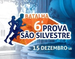 Banner São Silvestre da Batalha