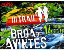 Banner Trail Broa de Avintes