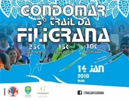 Banner Trail da Filigrana