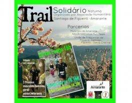 Banner Trail Solidário - AH de Santiago