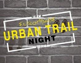 Banner Urban Trail Night Eurocidade