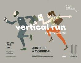 Banner Vertical Run by Torre Oriente