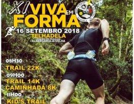 Banner Trail Viva em Forma