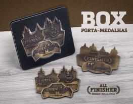 Banner Box Porta-Medalhas