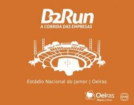 Banner B2Run Lisboa
