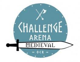 Banner Challenge Arena Medieval