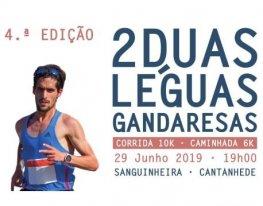 Banner Duas Léguas Gandaresas 2019