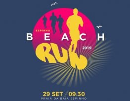Banner Espinho Beach Run