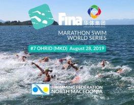 Banner FINA / CNSG Marathon Swim World Series 2019 #7