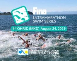 Banner FINA UltraMarathon Swim Series 2019 #4