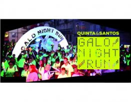 Banner Galo Night Run