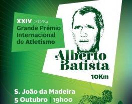 Banner GP Internacional de Atletismo Alberto Batista