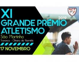 Banner Grande Prémio de Atletismo de São Martinho