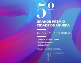 Banner GP de Atletismo Cidade de Águeda