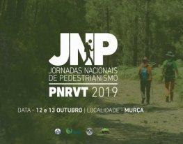 Banner Jornadas Nacionais de Pedestrianismo