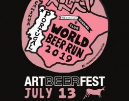Banner Mikkeller World Beer Run