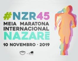Banner Meia-Maratona Internacional da Nazaré