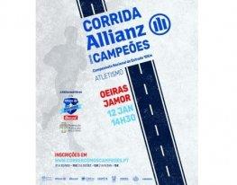 Banner Campeonato Nacional de Atletismo em Estrada