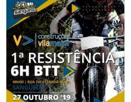 Banner Resistência 6H BTT Construções Vila Maior