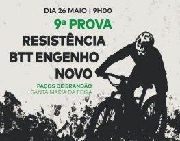 Banner Prova de Resistência Engenho Novo