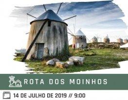 Banner Rota dos Moinhos - Free Trail